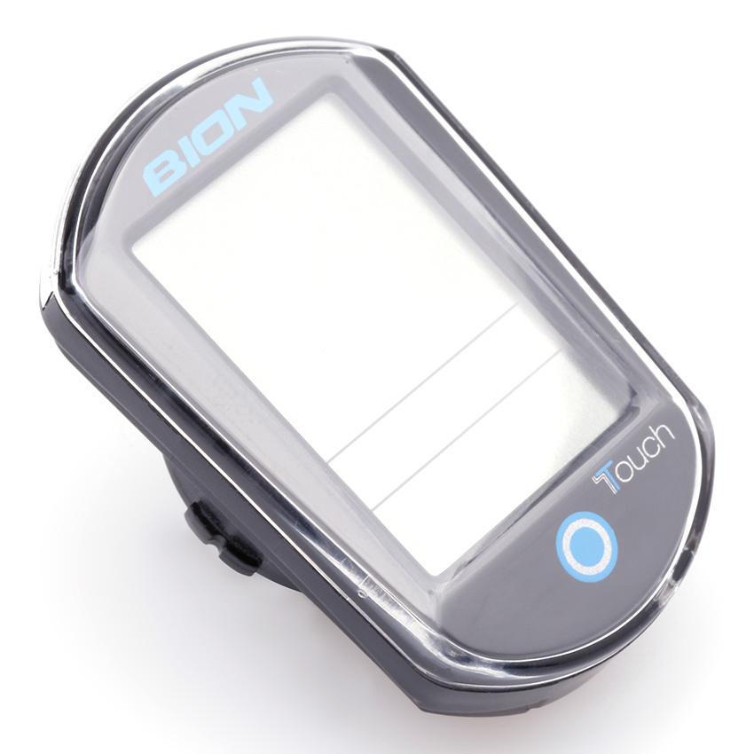 Đồng hồ đo tốc độ Bion 15 chức năng Touch Series (đen)