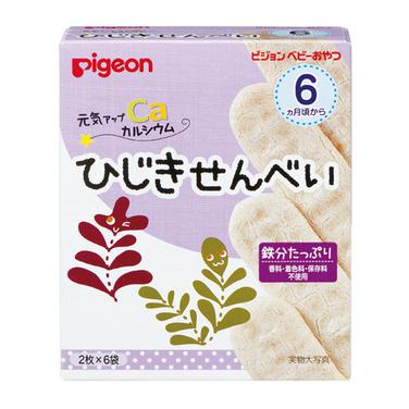 Bánh ăn dặm vị rong biển Pigeon