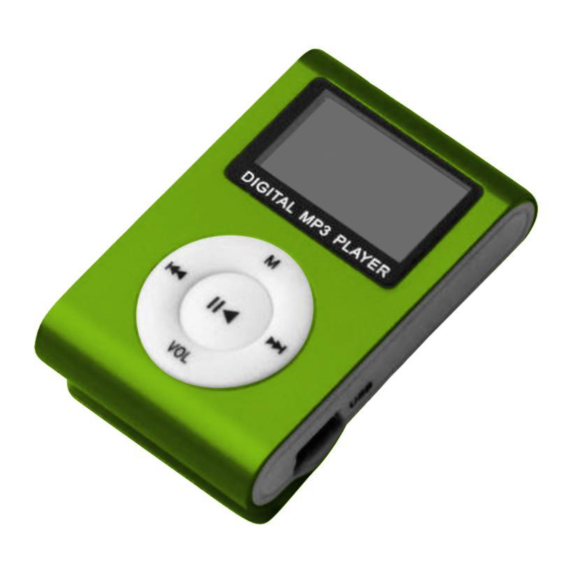 Máy nghe nhạc MP3 MNM953X Xanh lá
