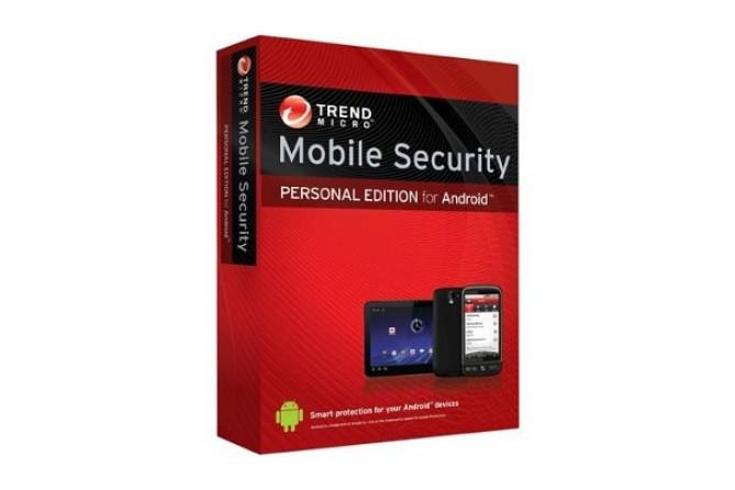 PM diệt virut Trendmicro Mobile Mobile Security