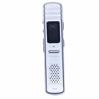 Máy ghi âm 8GB có loa ngoài (Bạc)