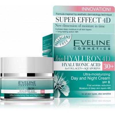 Kem dưỡng ngày đêm chống lão hóa BioHyaluron 4D 30+