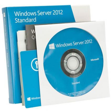 Phần mềm Win Svr Std 2012 x64 ENG 1pk DSP OEI DVD 2CPU/2VM