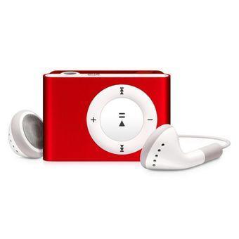 Máy nghe nhạc MP3 MNM553R (Đỏ)