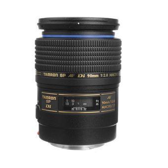 Ống kính Tamron SP AF 90mm F2.8 Di Macro Lens 1:1 (Đen)