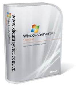 Windows Svr Std 2008 R2 64Bit English DVD 10 Clt (P73-04755)