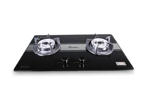 Bếp gas âm kính Sunhouse  APEX APB8801