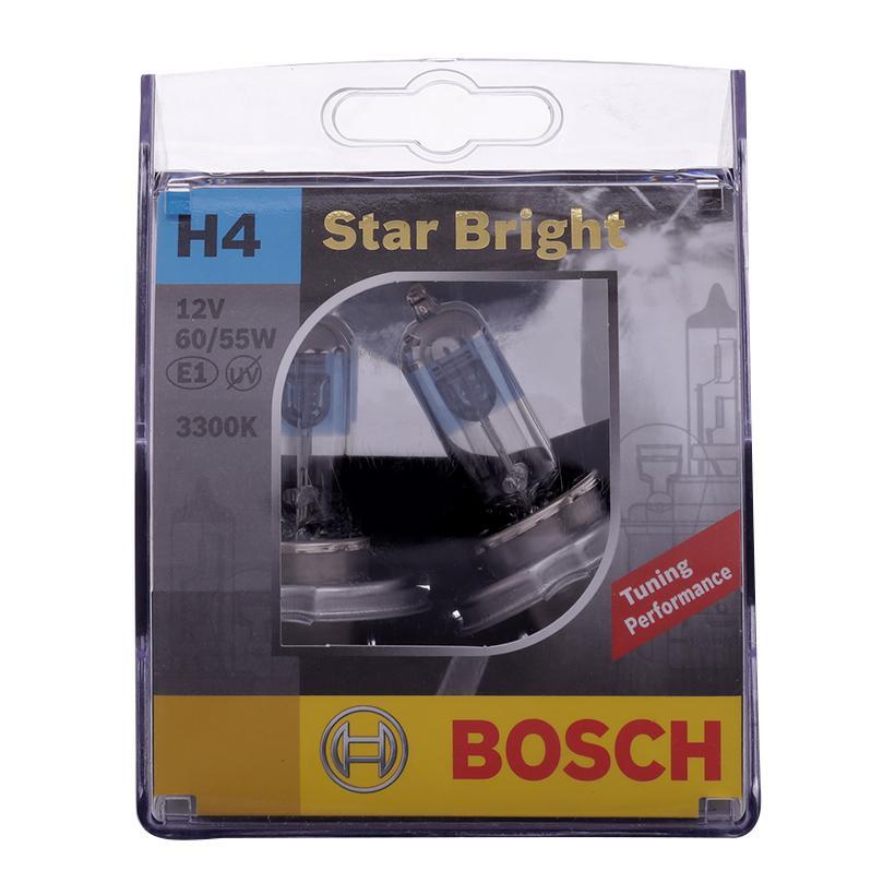 Bóng đèn Bosch H4 Star Bright 12V - 60W