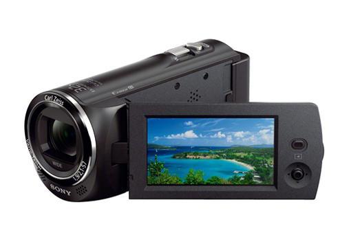 Máy quay Sony HDR-CX220E 8.9MP (đen)