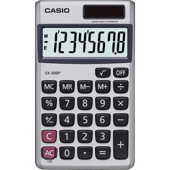 MÁY TÍNH BỎ TÚI CASIO SX-300P