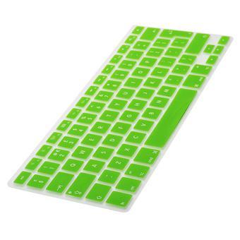 UK EU Silicone Keyboard Cover Skin For Apple Macbook Mac Pro Air 11inch 13inch 15inch 17inch - Intl