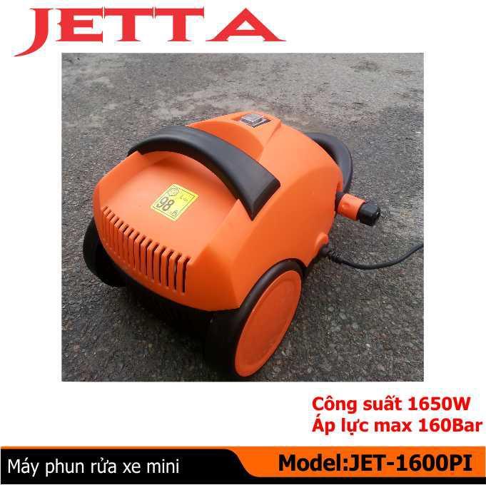 Máy rửa xe gia đình Jetta JET-1600PI