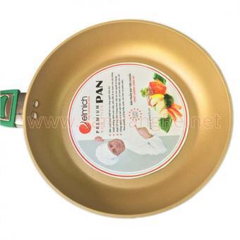 Chảo chống dính đáy từ Elmich 2356496 28cm (Xanh)