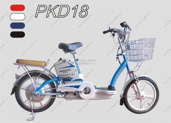 Xe đạp điện Bridgestone PKD18