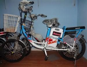 Xe đạp điện Sukaki SDC-144