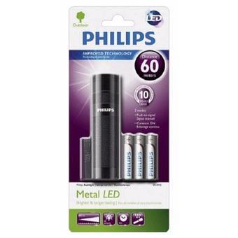 Đèn Pin Led Philips SFL4010 (Đen)