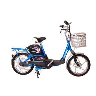 Xe đạp điện Nishiki H4 (Xanh da trời)