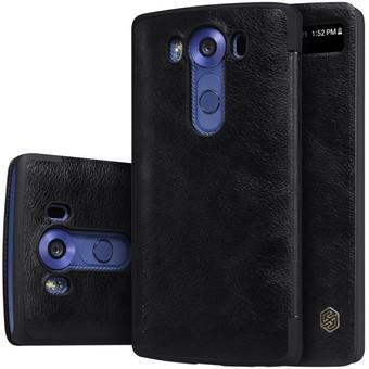 Bao da Nillkin QIN Series cho LG V10 (đen)