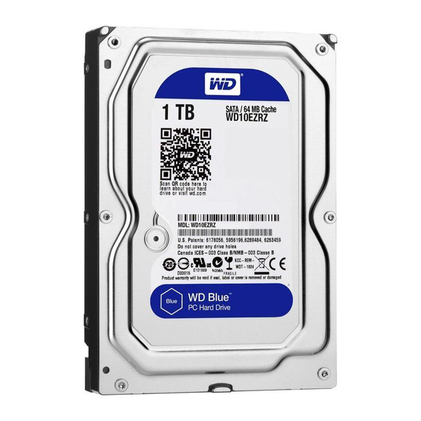 Ổ cứng HDD WD Blue WD10EZRZ 1TB