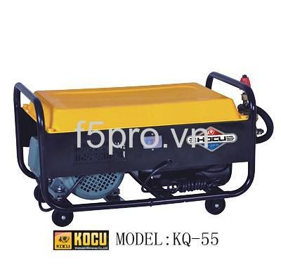 Máy rửa xe cao áp KOCU KQ-55 ( lõi nhôm )