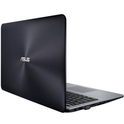 Asus K555LN-XX468D - BLACK Metal
