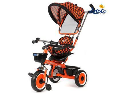 Xe đạp - đẩy đa năng Lecoco cho bé từ 1-5 tuổi