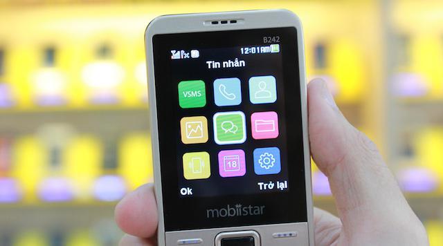 Điện thoại Mobiistar B242
