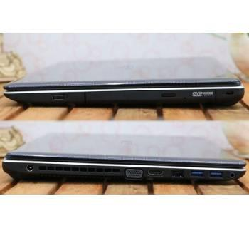Laptop ASUS K450LDV-WX229D Màu Xám