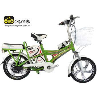 Xe đạp điện Bmx Hummer 18 inch (Xanh lá)