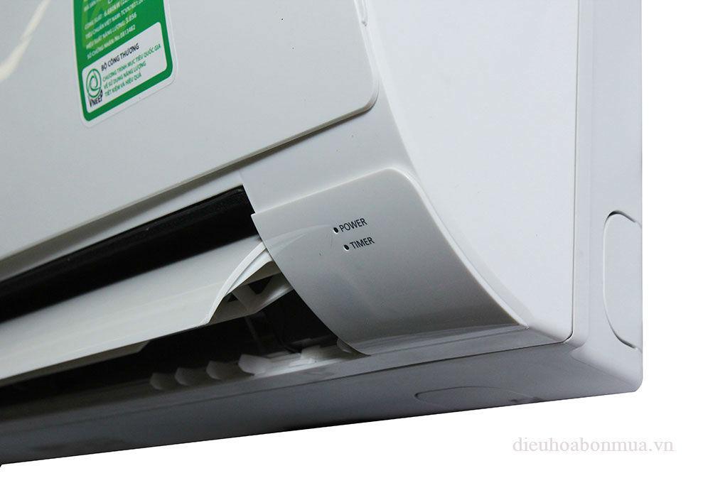 Máy lạnh Panasonic CU/CS-KC24QKH-8 2.5 (Trắng)