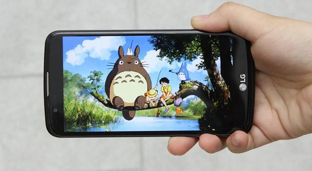 Điện thoại di động LG K10
