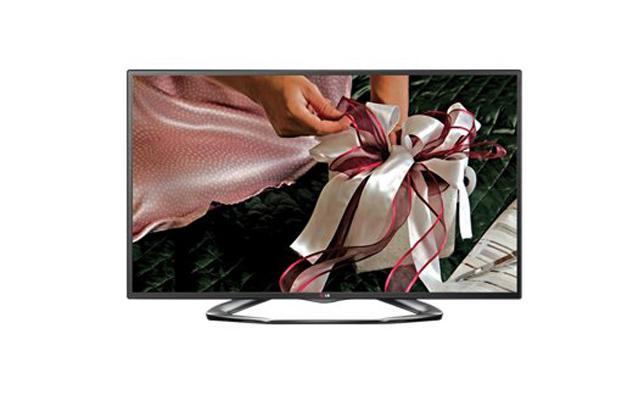 TIVI LED LG 55'' 55LA6200 3D SMART TV