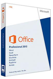 Office Pro 2013 32bit/x64 English APAC EM DVD 269 16116