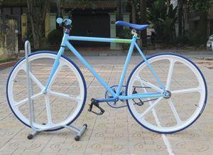 Xe đạp fixie pro vành đúc VD001