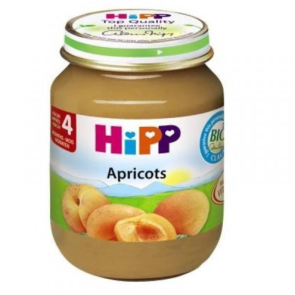 Dinh dưỡng đóng lọ mơ tây HiPP 125g