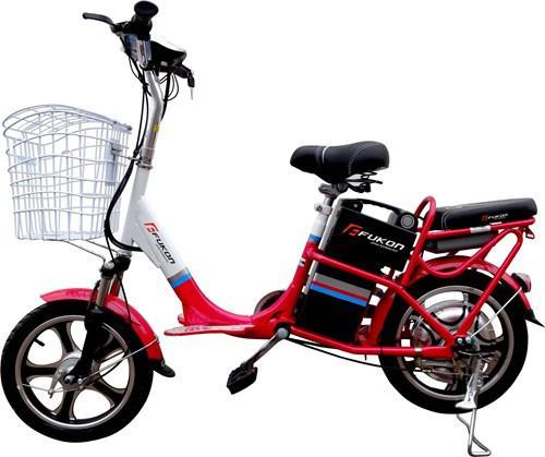 Xe đạp điện thái tử DH-01