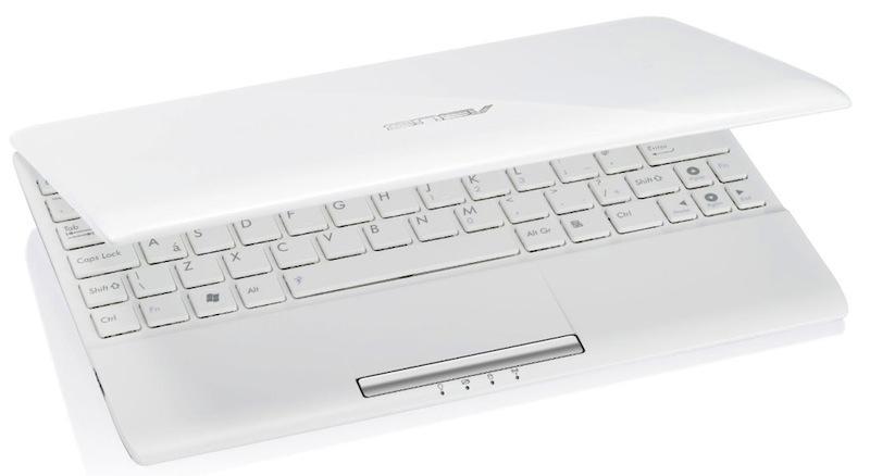 Máy tính xách tay Asus EeePC 1025CE-PUR011W - (Keypoint: Pin 9-12h ; Bluetooth 3