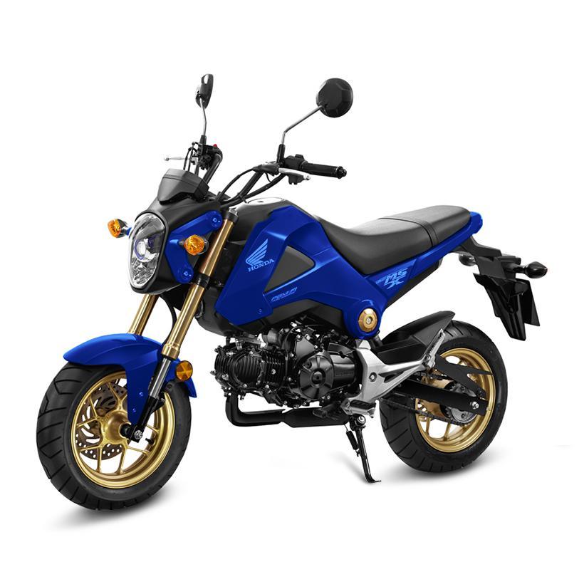 Xe tay côn Honda MSX 125
