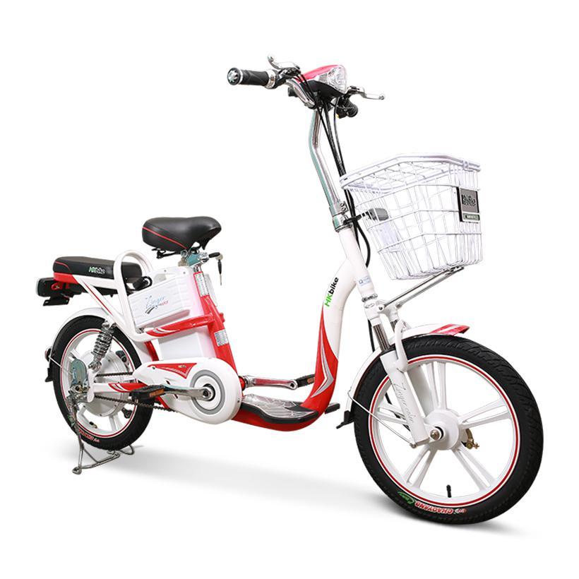 Xe đạp điện HKbike Zinger Color