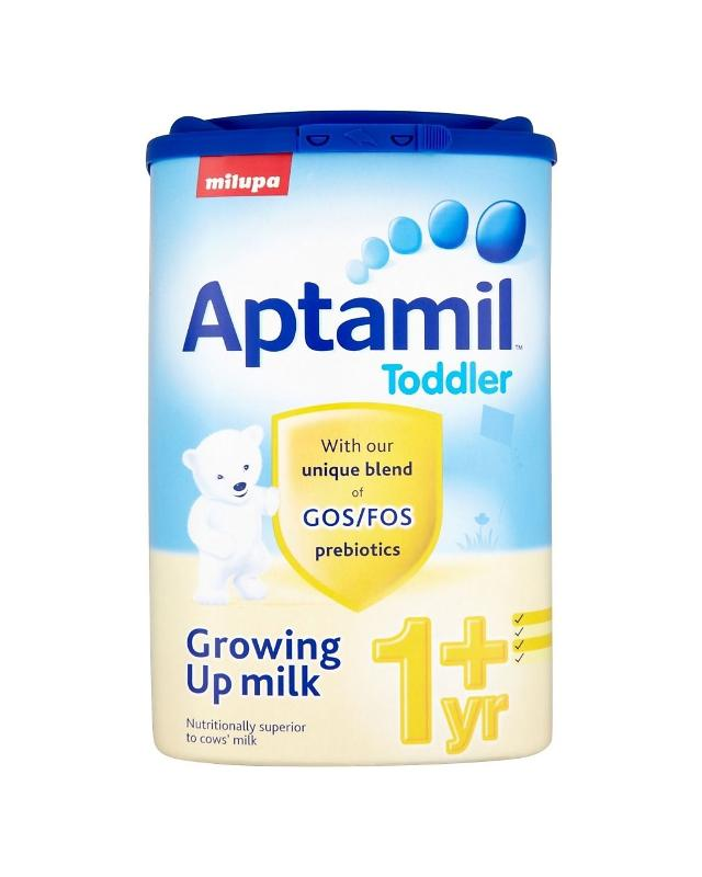 Sữa Aptamil Growing Up Milk Powder số 1+