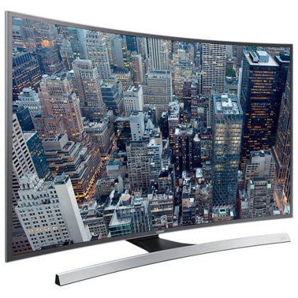 Tivi LED Ultra HD SAMSUNG UA55JU6600KXXV Màn Hình Cong