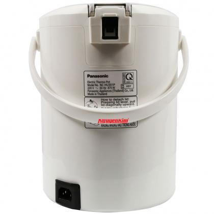 Bình Thủy Điện 3L Panasonic PABT-NC-HU301PHSY
