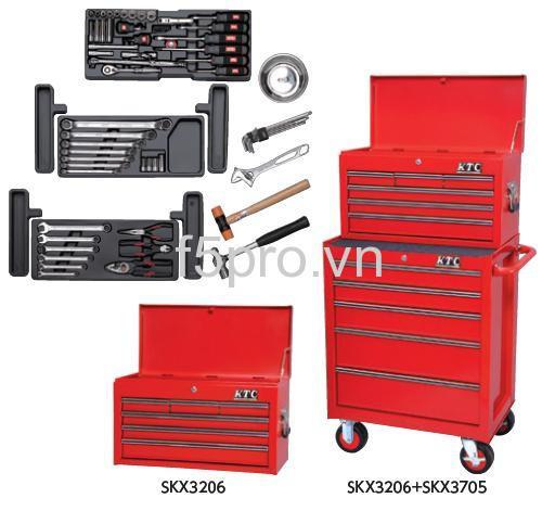 Bộ dụng cụ KTC SK3686XX
