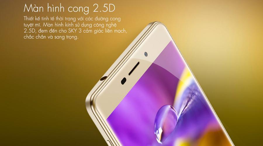 Điện thoại Coolpad Sky 3
