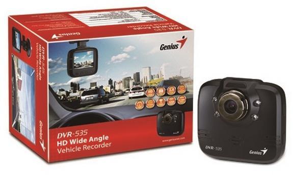 Camera hành trình Genius DVR- 535
