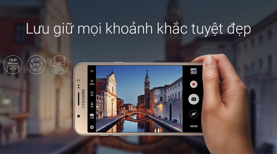 Điện thoại Samsung Galaxy J5 (2016)