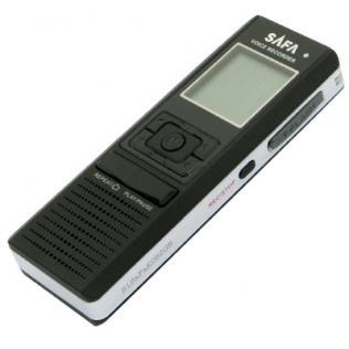 MÁY GHI ÂM DVR SAFA R600C 2GB