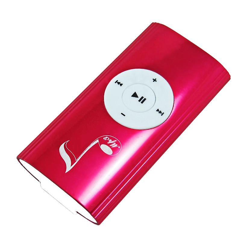 Máy nghe nhạc MP3 thân dài Đỏ