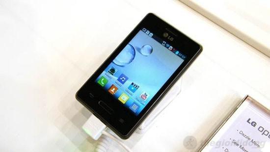Điện thoại LG Optimus L3 II E425