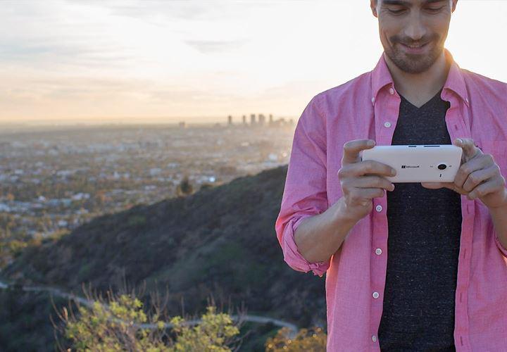 Điện thoại Microsoft Lumia 640XL - 2 sim 2 sóng Chính hãng